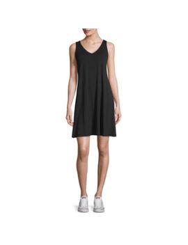 A.N.A. Sleeveless Swing Dress  Tall by A.N.A