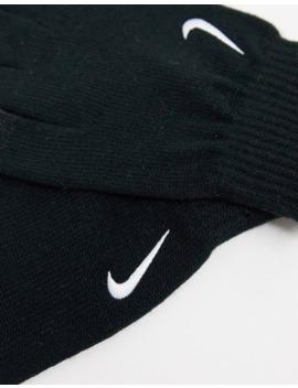 Nike Running   Gants Techniques En Maille   Noir by Nike