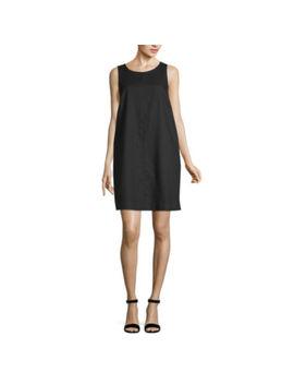 Liz Claiborne Aline Linen Dress   Tall by Liz Claiborne