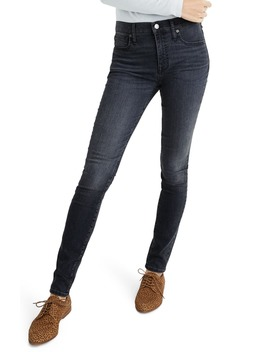 9 Inch Skinny Jeans by Madewell