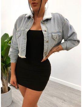 Victoria Denim Jacket by Laura's Boutique