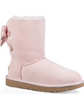 Customizable Bailey Bow Genuine Shearling Bootie by Ugg®