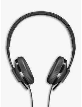 Sennheiser Hd 100 On Ear Headphones, Black by Sennheiser