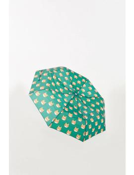 Corgi Print Umbrella by Forever 21