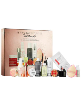 Treat Yourself: Your Self Care Essentials by Sephora Favorites
