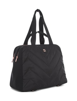 Quilted Luxe Gym Bag by Sweaty Betty