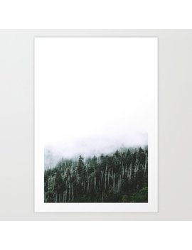 Greener Art Print by Society6