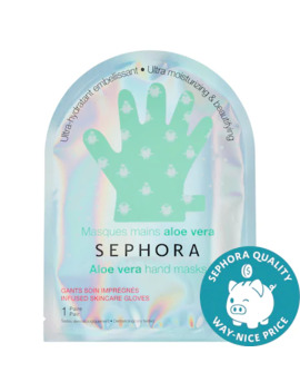 Holiday Aloe Vera Hand Mask by Sephora Collection