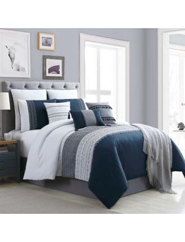 Hilden 10 Piece Comforter Set by Bed Bath And Beyond