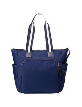 Neiman Marcus Cayton Nylon Tote Bag by Neiman Marcus