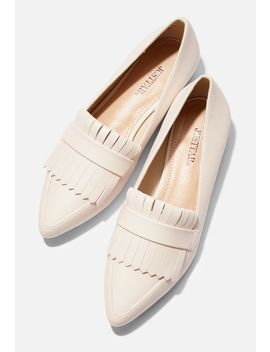 Imane Loafer Flat by Justfab