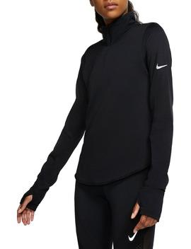 Sphere Element Half Zip Running Pullover by Nike