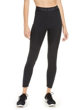 Pro Hyper Warm Velour Tights by Nike