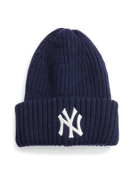 Beams X New Era New York Yankees Knit Beanie by New Era Cap