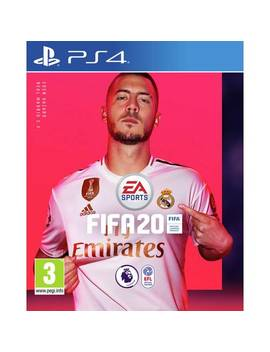 Fifa 20 Ps4 Game324/6500 by Argos