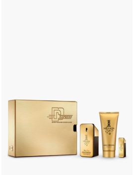 Paco Rabanne 1 Million Eau De Toilette 50ml Fragrance Gift Set by Paco Rabanne