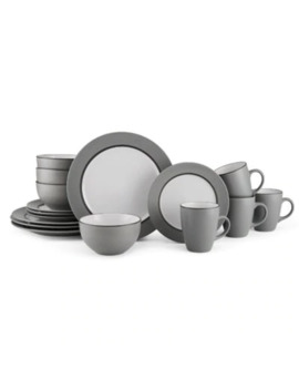 Pfaltzgraff® Grayson 16 Piece Dinnerware Set by Bed Bath And Beyond