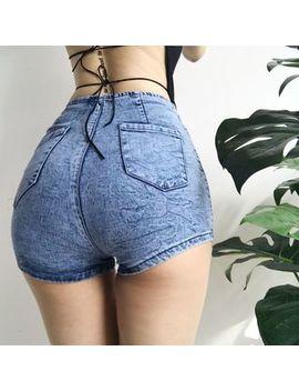 Ohnana   Denim Hot Pants by Ohnana