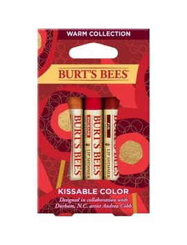 Burt's Bees Kissable Color Kit   Warm Collection   3ct by Burt's Bees