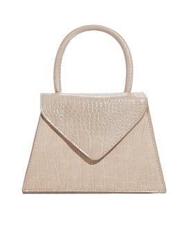 Parisian Chic Bag   Nude by Miss Lola