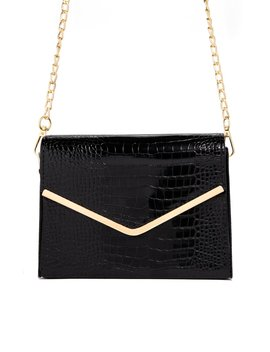 Bag Of Money Bag   Black by Miss Lola