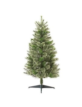 4.5ft Unlit Artificial Christmas Tree Slim Virginia Pine   Wondershop™ by Wondershop