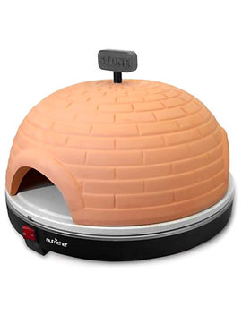Nutrichef Electric Pizza Pit Oven/Pizza Maker Stove by Nutrichef