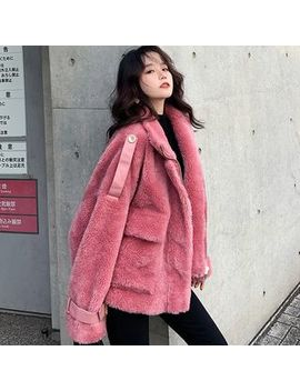 Ariadne   Faux Fur Zip Jacket by Ariadne