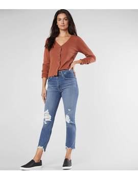 High Rise Straight Cropped Jean by Levi's®
