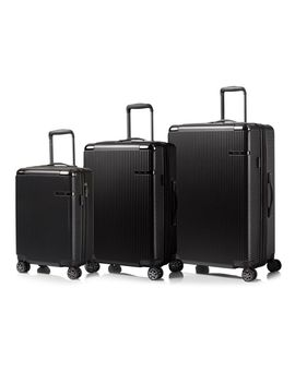 Legacy 3 Piece Hardside Luggage Set by Champs