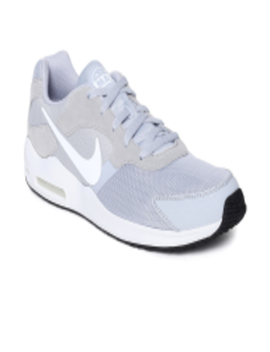 Men Grey Air Max Guile Sneakers by Nike