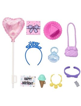 Barbie Happy Birthday Storytelling Fashion Pack by Barbie