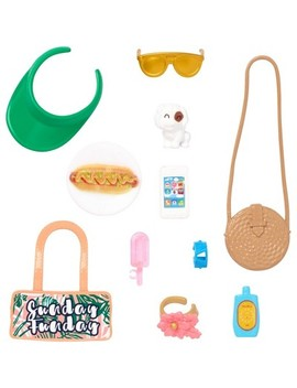 Barbie Beach Day Storytelling Fashion Pack by Barbie