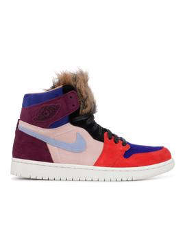 "Wmns Air Jordan 1 High Og Nrg ""Court Lux"" by Air Jordan"
