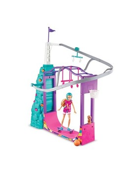 Barbie Team Stacie Extreme Sports Playset by Barbie