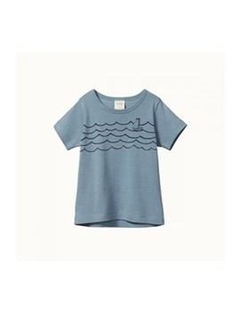 River Tee by Nature Baby