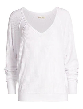 Slouchy Thermal Top by Free People