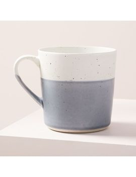 Speckled Dip Mugs by West Elm