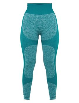 Emerald High Waist Seamless Legging by Prettylittlething