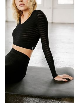 Econyl® Long Sleeve Layer by Fp Movement Econyl