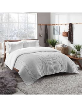 Ugg® Sloanne Bedding Collection by Bed Bath And Beyond