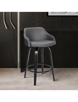 Aiken Bar & Counter Swivel Stool by George Oliver