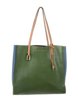 The Grind Bicolor Tote by Marc Jacobs