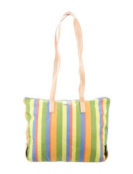 Leather Trimmed Tote Bag by Tumi