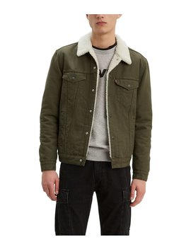 Levi's® Type Iii Sherpa Trucker Jacket by Levi's