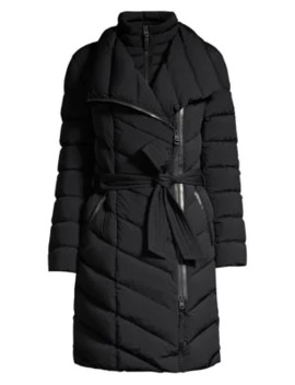 Ilena Layered Puffer Jacket by Mackage