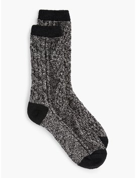 Donegal Trouser Socks by Talbots