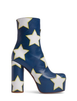 Star Platform Boot by Vetements