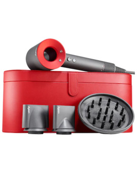 Supersonic™ Hair Dryer Gift Edition With Red Case by Dyson