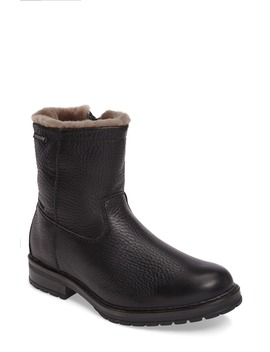 Leonardo Genuine Shearling Lined Boot by Mephisto